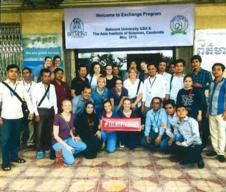 cambodian exchange program