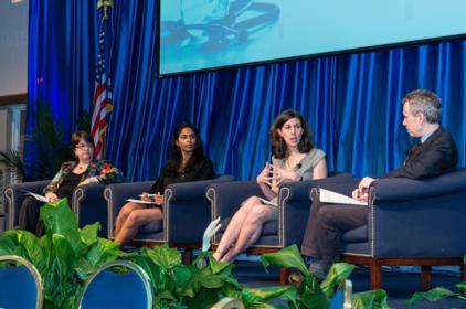 Global Health Forum Panel