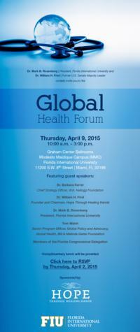 Global Health Forum