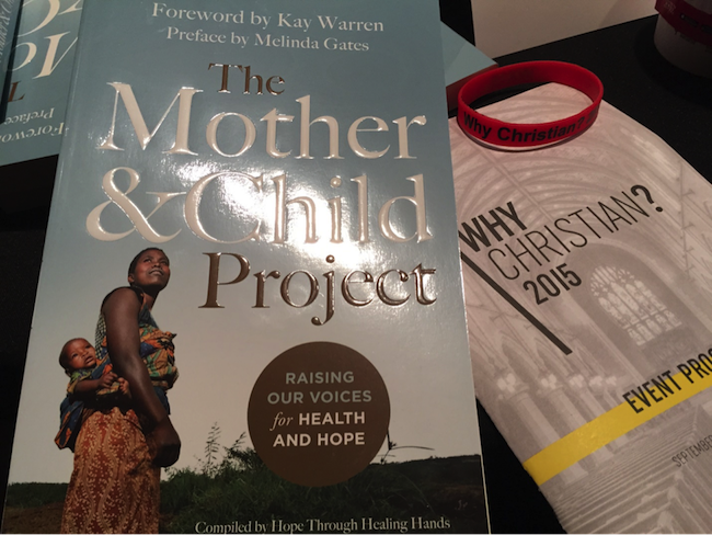 The Mother & Child Project - Why Christian