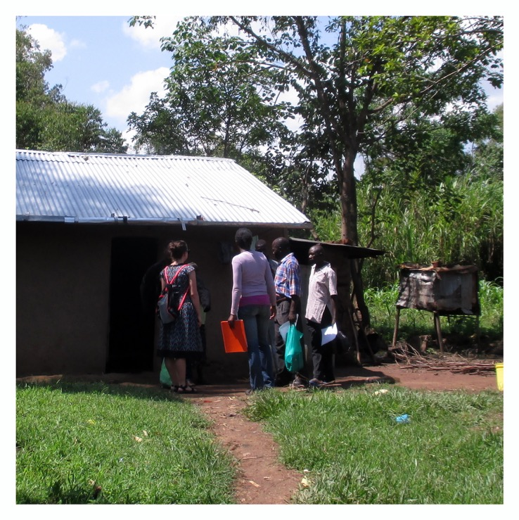 Sanitation Home Visit