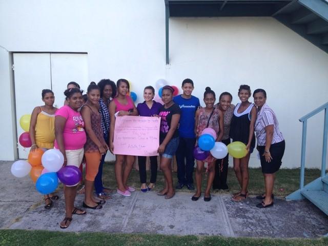 Milca Nunez Project HOPE