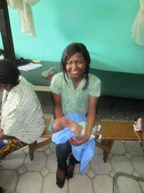 Ifeoma - Hospital Visit