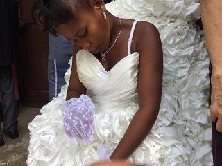 Haiti Bride