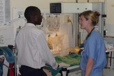 Frist Global Health Leader Amelia Wood: Kijabe Hospital, Kenya