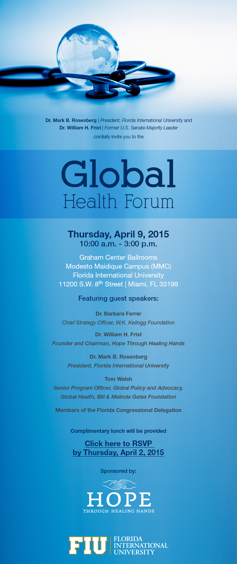 Global Health Forum