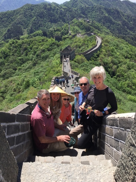 The Nature Conservancy China Board Trip