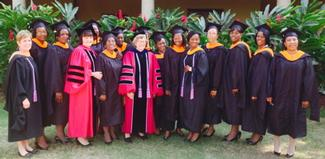 Haiti Nursing Graduate Faculty