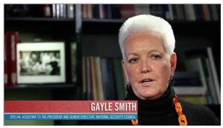 Gayle Smith CSIS