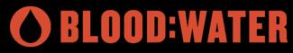 Blood:Water logo